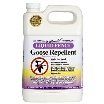 Liquid Fence 148 Goose Repellent, 1-Gallon Concentrate (Discontinued by Manufacturer)