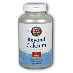 Kal Beyond Calcium Bone Formula with Ipriflavone - 150 Tablets