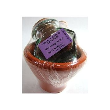Chiquilin Spanish Saffron with Mortar and Pestal
