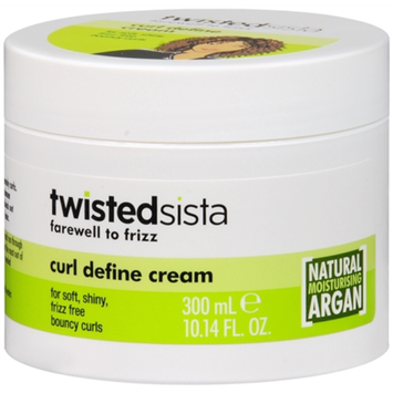 Twisted Sista Farewell to Frizz Curl Define Cream - 10.14 oz