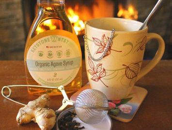 Keystone Pantry Organic Agave Syrup 8 fl oz Bottle