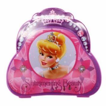 Disney Princess Cinderella Mini Clamshell Mirror With Included Mini Comb