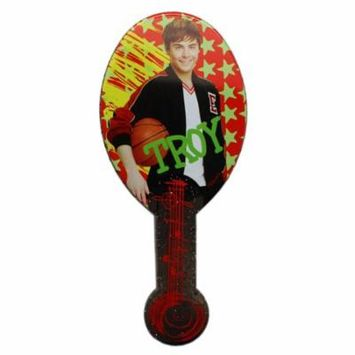 Disney's High School Musical Troy With Basketball Graphic Hairbrush