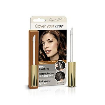 (PACK OF 6) COVER YOUR GRAY ROOT TOUCH-UP MEDIUM BROWN #0133IG : Beauty