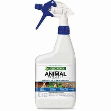 Liquid Fence All-Purpose Animal Repellent Ready-to-Use, 32 oz.
