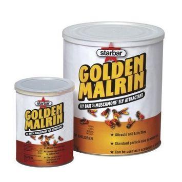 Farnam Home and Garden 3006196 Starbar Gold Malrin Fly Bait, 1-Pound