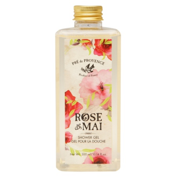 Pre de Provence Shower Gel, Rose De Mai, 10.14 oz