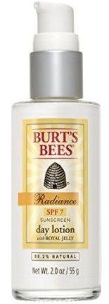 Burt's Bees Radiance Day Lotion SPF 7