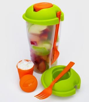 I Am a To Go Cup Food Container
