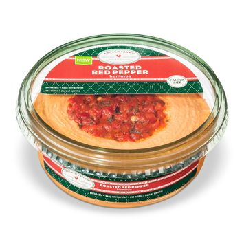 Archer Farms Roasted Red Pepper Hummus 17 oz