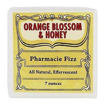 Jane Inc. - All Natural Effervescent Bath Bomb Pharmacie Fizz Orange Blossom & Honey - 7 oz. [Orange Blossom & Honey]