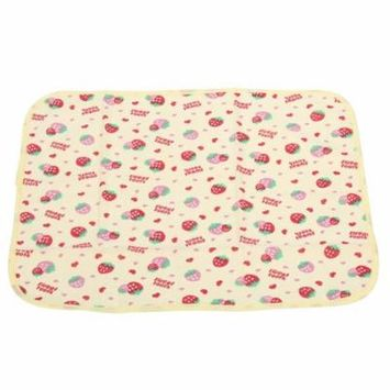 TMISHION 5 Types Newborn Baby Changing Urinal Pad Waterproof Cotton Cloth Diaper Inserts Changing Mat , Changing Mat, Waterproof Mat