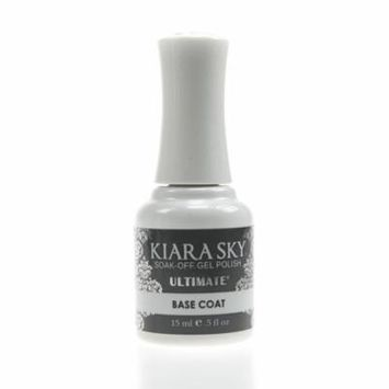 Kiara Sky Gel Polish Soak-Off UV/LED Ultimate Base Coat