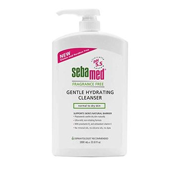 Sebamed Fragrance Free Gentle Face and Body Hydrating Cleanser
