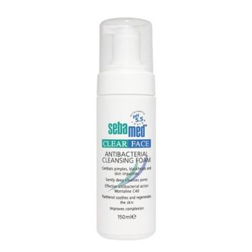 Clear Face - Cleansing Foam - 5.07 ounce / 150ml