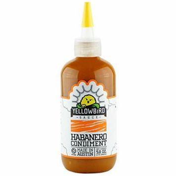 Yellowbird Habanero Hot Sauce 9.8 Oz (3-Pack)