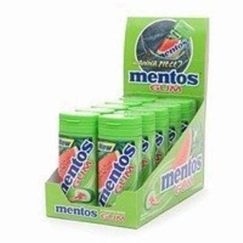 mentos Gum Watermelon Soft Center