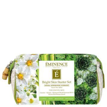 Eminence Organic Skin Care Eminence Bright Skin Starter Set