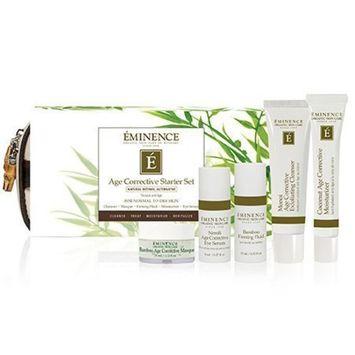 Eminence Age Corrective Starter Set by Eminence Organic Skin Care