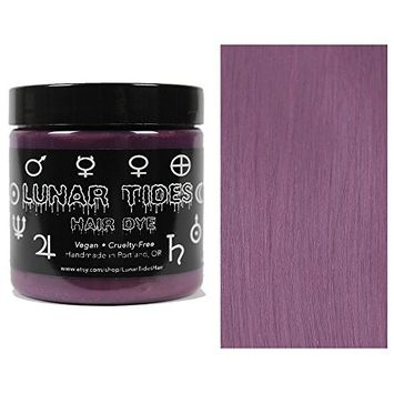 Lunar Tides Hair Dye - Smokey Pink Mauve Semi-Permanent Vegan Hair Color (4 fl oz/118 ml)