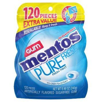 Mentos Fresh Mint Chewing Gum - 8.46oz