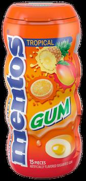 Mentos Tropical - Pocket Bottle