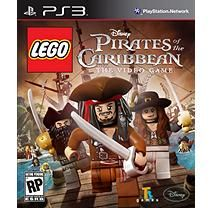 Disney Interactive LEGO Pirates of the Caribbean The Video Game - Action/Adventure Game Retail - PlayStation 3