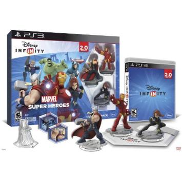 Disney Infinity: Marvel Super Heroes - 2.0 Edition (PlayStation 3)