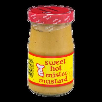 Mister Mustard Sweet Hot