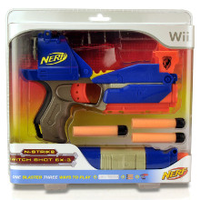 PDP Wii NERF Switch Shot w\ Red Reveal