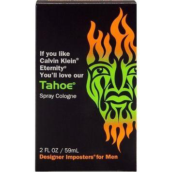 Designer Imposter Tahoe For Men 2oz Fragrance Spray Cologne