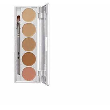 Kryolan HD Micro Foundation Cache Palette 5 Colors 19015 TNN Makeup