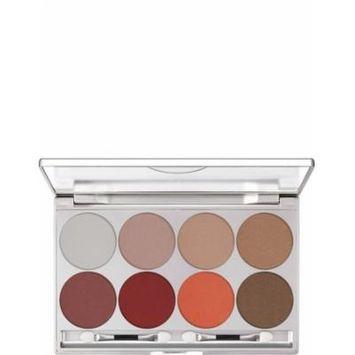 Kryolan GLAMOUR GLOW PALETTE 8 COLORS 9078 INDULGENCE Professional Grade Makeup