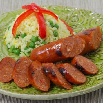 Pork Andouille Sausage - 12 oz pack, 4 links