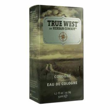 Herban Cowboy True West Cologne for Men, 1.7 oz