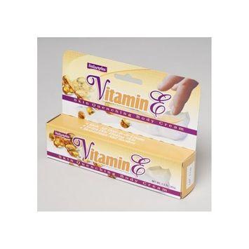 1.5oz Tube Vitamin E Skin Quenching Body Cream by Regent