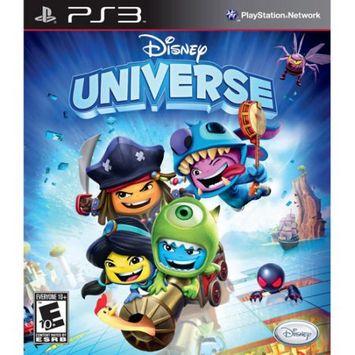 Disney Interactive 10429700 Disney Universe Ps3