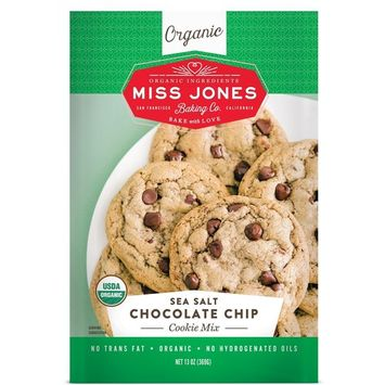 Miss Jones Baking Organic Cookie Mix [Chocolate Chip]