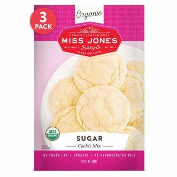 Miss Jones Baking Organic Cookie Mix [Sugar]
