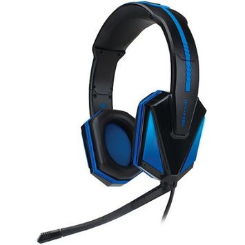 Accessory Power ENHANCE GX-H1 PC Gaming Headset with Virtual 7.1 Surround Sound, USB Power, Adjustable Microphone and In-Line Volume Control