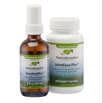 AsWeChange NativeRemedies Joint and Bone Health Combo Pack