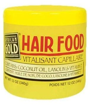AFRICAN GOLD® Hair Food