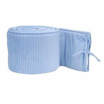 Koala Baby 4-Piece Super Soft Crib Bumper - Blue