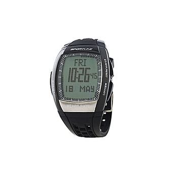 Sportline 965 Men's Solo Heart Rate and Pedometer Watch