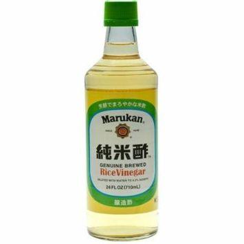 Rice Vinegar - Unseasoned - 1 bottle, 24 fl oz