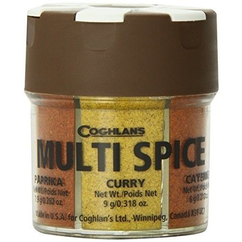 Six Herb Assortment Coghlans 9961 Multi-Spice Pack
