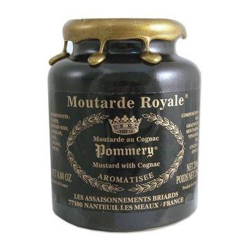 Pommery Moutarde Royale au Cognac - 8 oz.