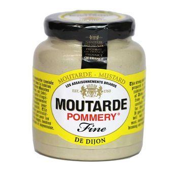 Pommery - Dijon Mustard (Moutarde Pommery Fine de Dijon), 100g (3.5oz)