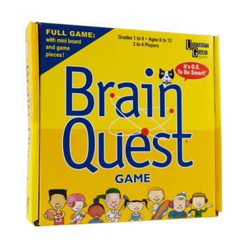 University Games Brain Quest Game