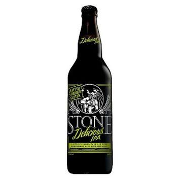 Stone® Delicious IPA - 22oz Bottle